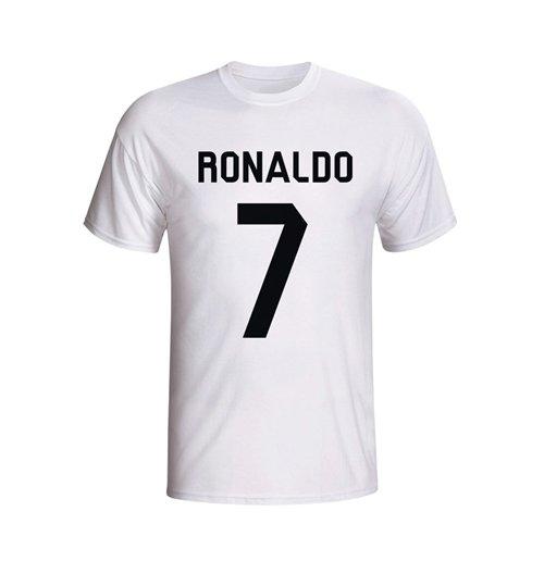 camiseta-real-madrid-cristiano-ronaldo-branca-de-crianca