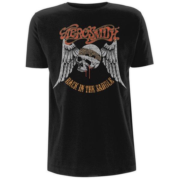 Image of T-shirt Aerosmith In The Saddle