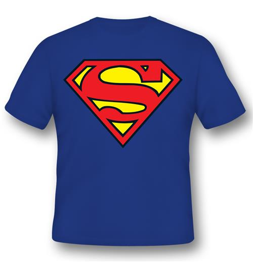 t-shirt-superman-logo-classic