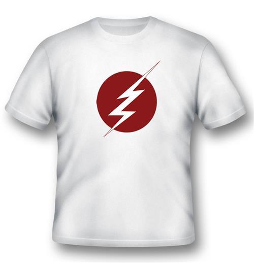 t-shirt-flash-lighthing-logo