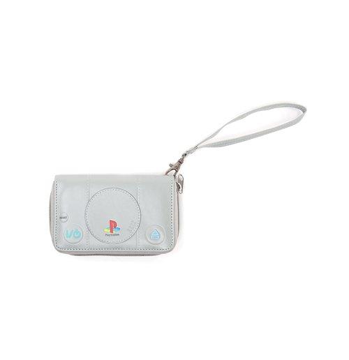 Image of Playstation - Console Zip Around Grey (Portafoglio Donna)