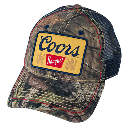 Image of Cappellino Coors Banquet Camo