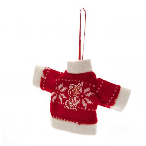 Image of Decorazioni natalizie Liverpool FC 237907