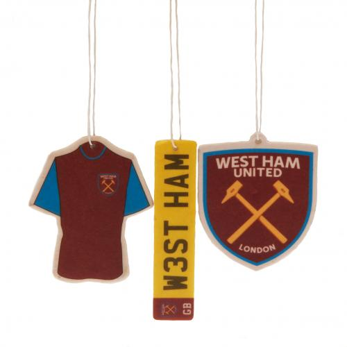 Image of Pack Deodoranti auto West Ham United