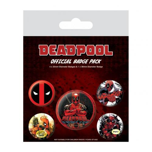 Image of Set Spille Deadpool