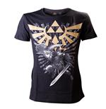 t-shirt-zelda-mit-link