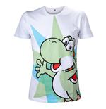 t-shirt-super-mario-nintendo-yoshi-in-weiss