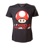 t-shirt-nintendo-need-a-power-up-mann, 21.45 EUR @ merchandisingplaza-de
