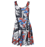 kleid-spiderman-kleid