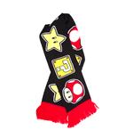 schal-nintendo-mit-mushroom-star-und-quetionmark