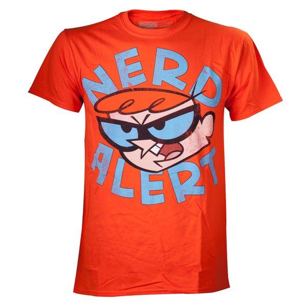 T-shirt Le Laboratoire de Dexter 239659