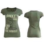t-shirt-nintendo-donkey-kong-frau