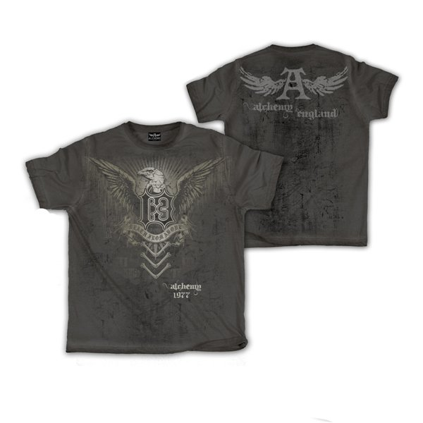 Image of T-shirt Alchemy -Royal Death