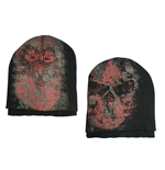 mutze-alchemy-double-layers-skull-beanie-w-stone