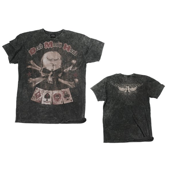 Image of T-shirt Dead Man's Hand'