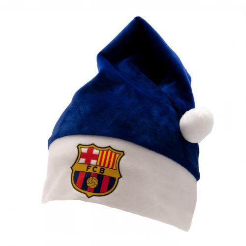 Image of Cappello di Babbo Natale Barcellona