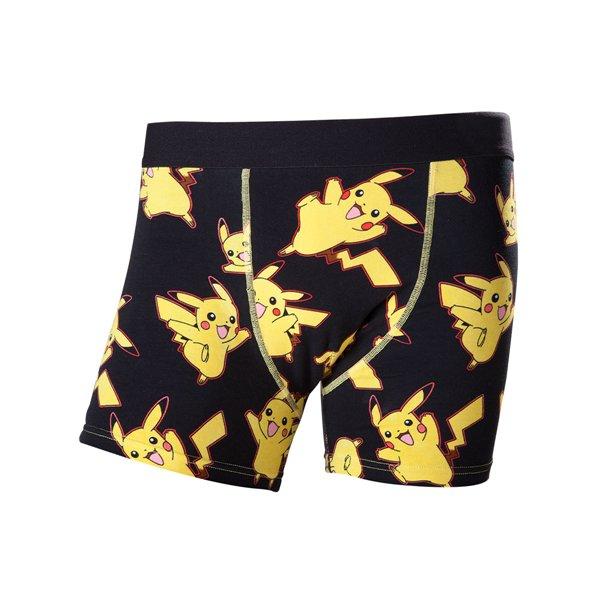 Image of        Boxer Pokémon - Pikachu