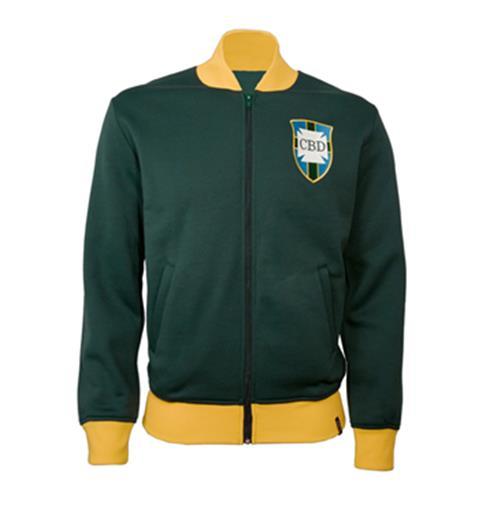 Moletom vintage Brasil futebol 241096