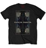 t-shirt-marilyn-manson-mirroed