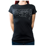 t-shirt-green-day-ladies-fashion-flower-pot