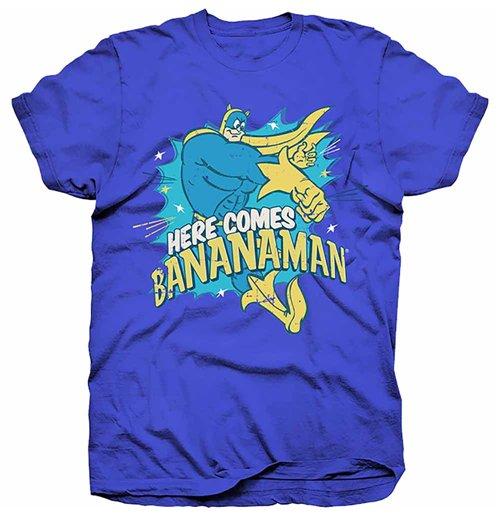 Image of T-shirt Bananaman Drop T Logo
