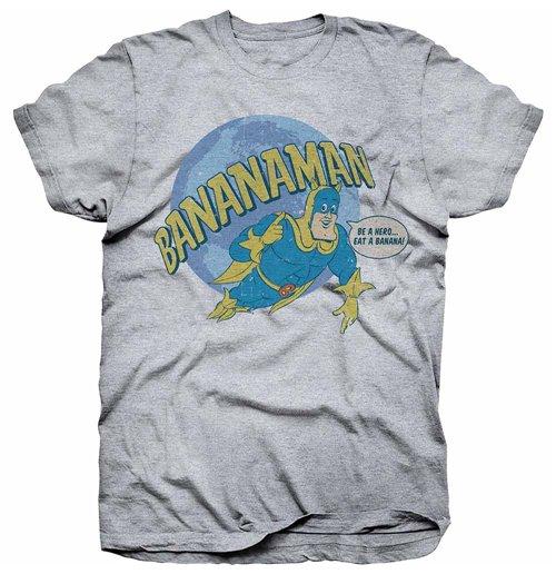 Image of T-shirt Bananaman Eat A Bananaman