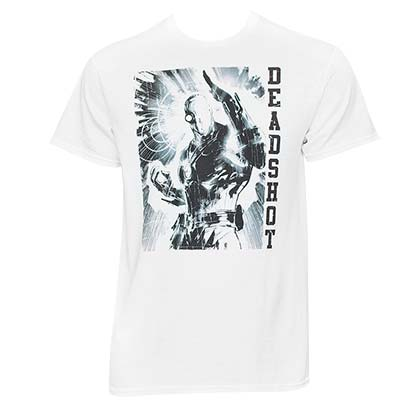 Image of T-shirt Deadshot da uomo