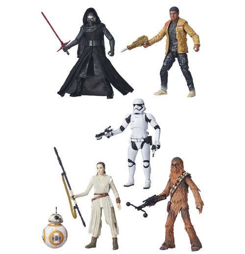 Image of Action figure Star Wars 242700