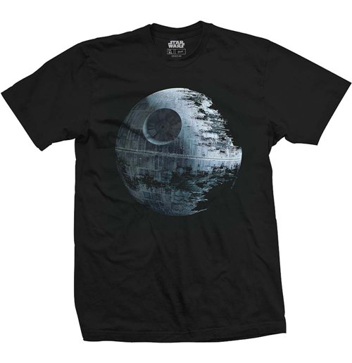 Image of T-shirt Star Wars Death Star