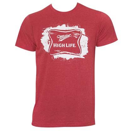 t-shirt-miller-beer-high-life-sketched-logo
