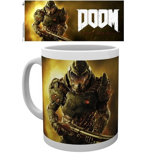 Image of Doom - Marine (Tazza)
