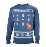 pullover-nintendo-marion-christmas-sweater-in-blau