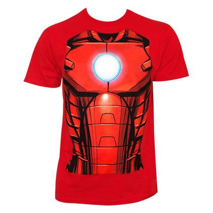 t-shirt-kostum-iron-man-fur-manner