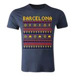 t-shirt-fc-barcelona-christmas
