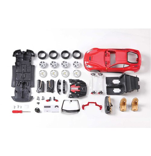 Image of Maisto - Ferrari Kit Auto 1:24
