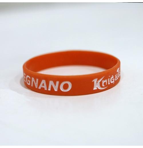 Image of Braccialetto rosso Legnano Basket Knigths