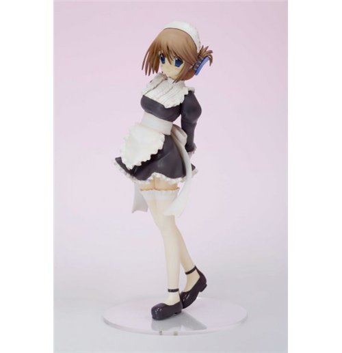 Image of To Heart 2 Another Days - Manaka Komaki Maid Pvc Statue