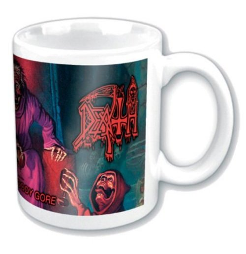 Image of Death - Logo (Tazza)