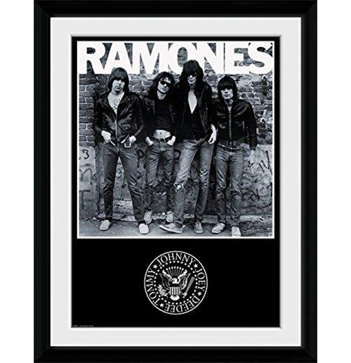 Image of Ramones - Album (Foto In Cornice 30x40 Cm)