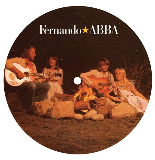 "Image of Vinile Abba - Fernando (7"") (Picture Disc)"