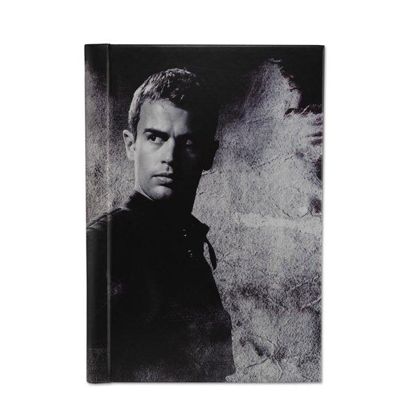 Caderno Divergent - Four Textured