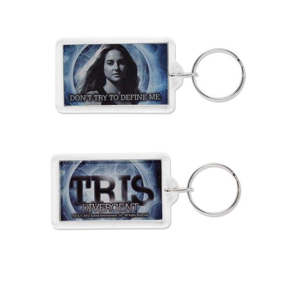 Image of Portachiavi Divergent - Tris Swirls