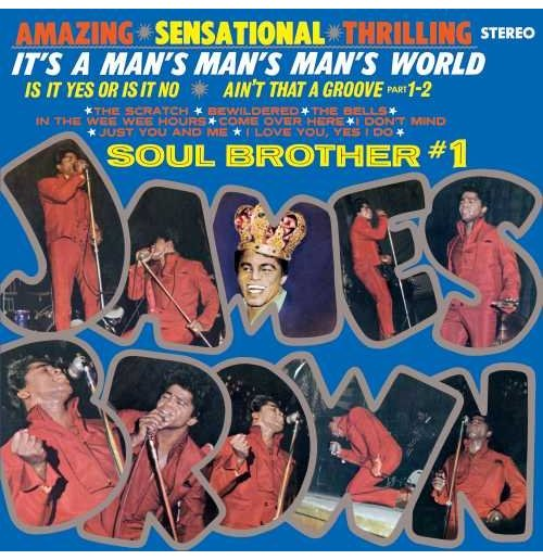 Image of Vinile James Brown - It's A Man's Man's Man's World