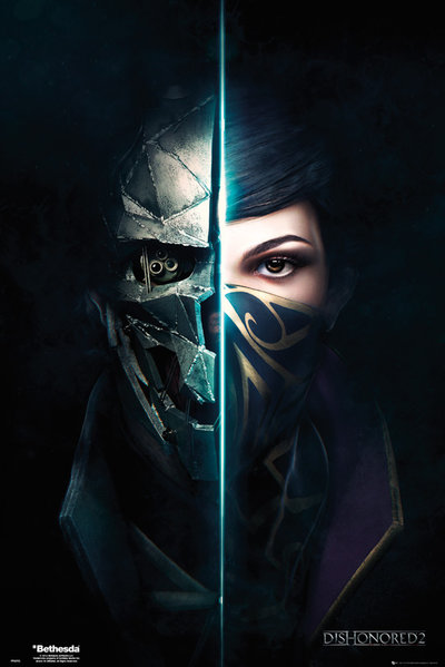 Image of Poster Dishonored 248329
