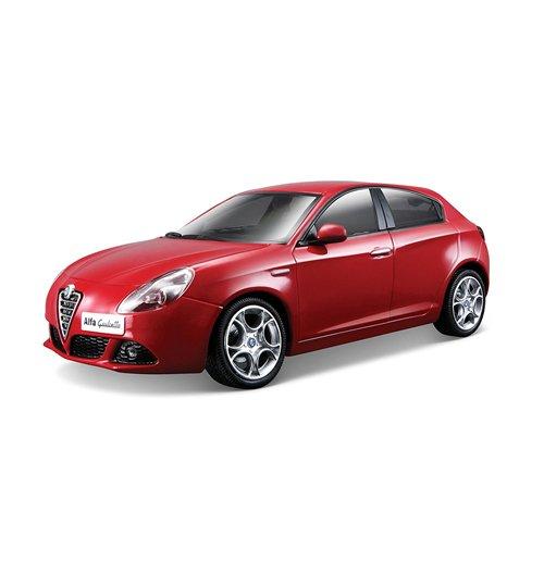 Image of Bburago - Alfa Romeo Giulietta 1:24
