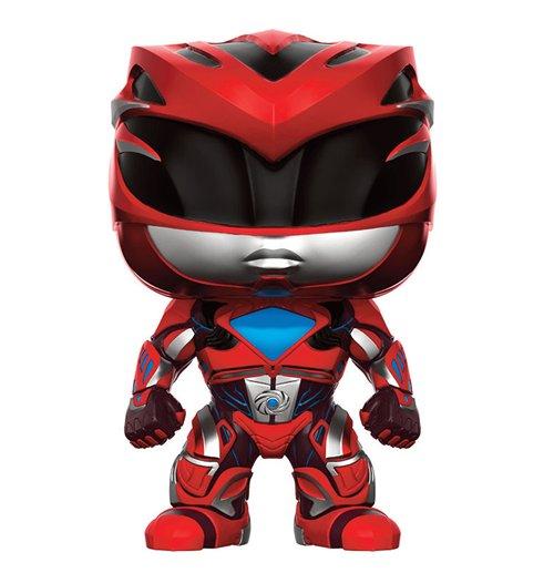 Image of Pupazzo Power Rangers POP! Red Ranger 9 cm
