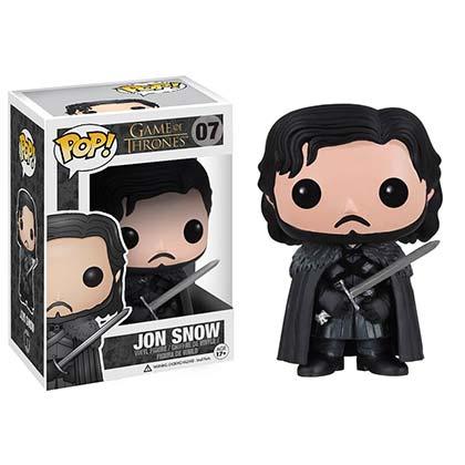 Image of Pupazzo Il trono di Spade (Game of Thrones) Jon Snow Funko