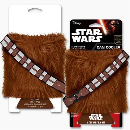 Image of Koozie Star Wars Chewbacca