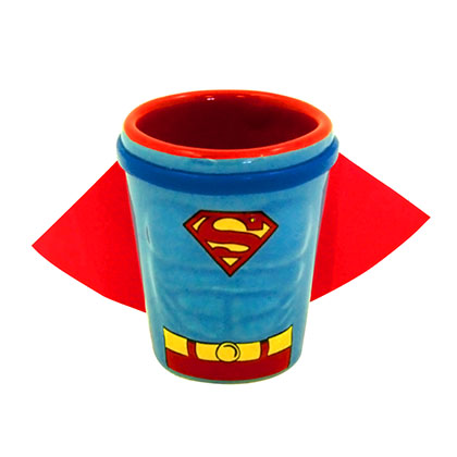 Image of Bicchierino da shot Superman
