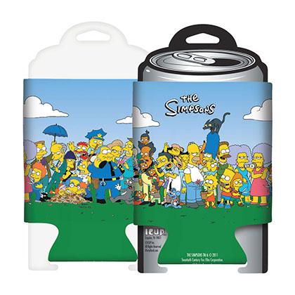 Koozie Les Simpson